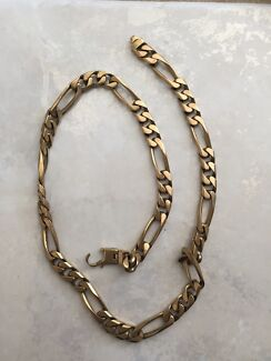 Men's 9ct Solid Gold Chain 80 grams in weight Merriwa Wanneroo Area Preview