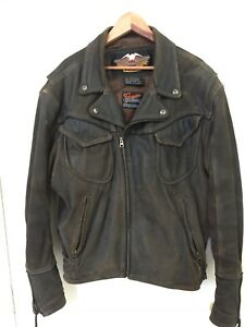 "2000 Harley Davidson ""Nevada"" model riding jacket"