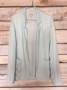 Aritzia Talula Mint Blazer Jacket Small 2