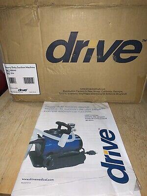 Drive 18600 Medicalveterinary Portable High Suction Vacuum Unit Pump-free Ship