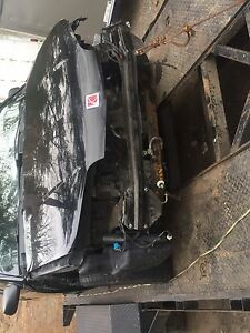 2004 Saturn Ion,  quad door for parts