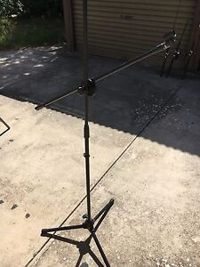 Microphone stand Kingston Park Holdfast Bay Preview
