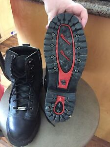 Milwaukee riding boots!  Size 10.5