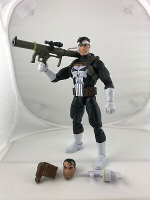 "Marvel Legends Punisher 6"" Figure Walgreens Exclusive Frank Castle Lee Figure"