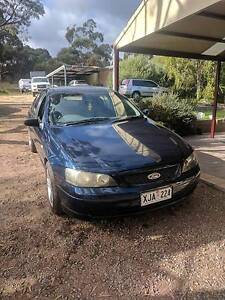 2002 Ford Falcon Sedan DUAL FUEL McLaren Flat Morphett Vale Area Preview