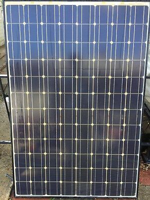 Used Sanyo Hip 195Ba3 195W Solar Panel   Japan Manufactured