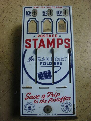 Vintage Stamp Machine