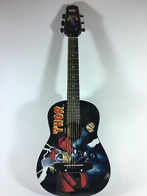 PEAVEY MARVEL THE MIGHTY THOR KID'S 1/2 SIZE ACOUSTIC GUITAR CLEAN