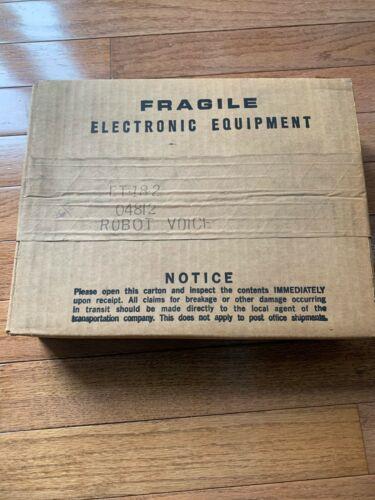 NOS  Original Heathkit HERO 1 ET-18- 2 Robot Voice Speech board 04812 Sealed box