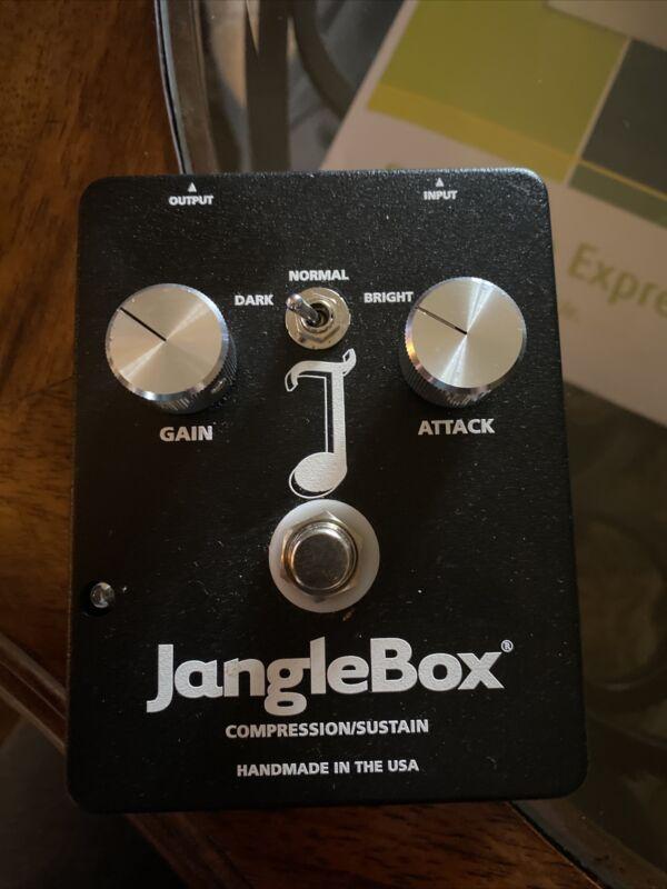 jangle box comprosser Guitar Pedal Tested Works