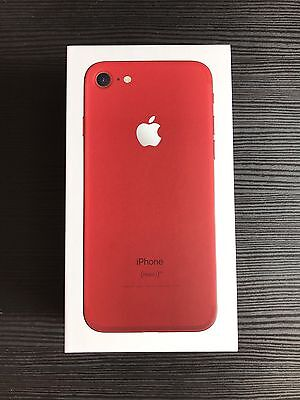 iPhone 7 Product RED 128GB Box With Accessories for sale  Seattle