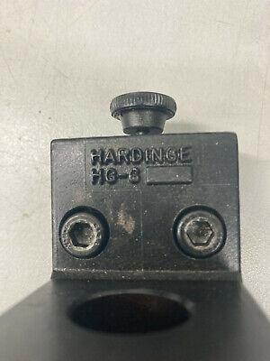 Hardinge 34 Dia Tool Holder Set Back Hg-6