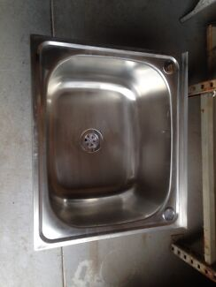 Laundry tubs stainless steel ! New
