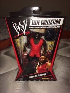 WWE Elite Mark Henry Brand new!