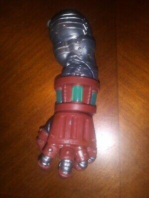 Marvel Legends Black Widow Crimson Dynamo BAF Red Guardian Left Arm only