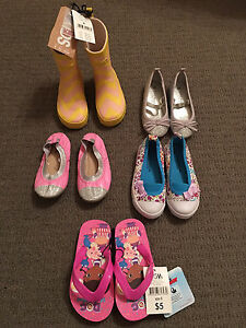Girl's Shoes - BNWT & BNWOT Mawson Lakes Salisbury Area Preview