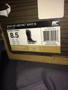 Sorel Joan of  Arc II boots