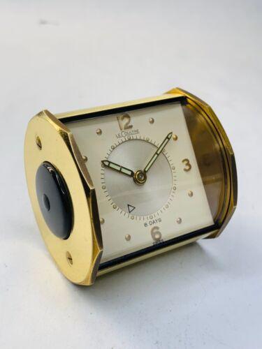 Vintage Jaeger LeCoultre miniature alarm clock