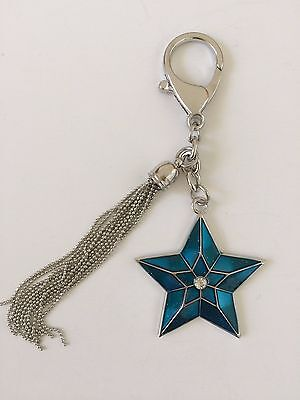 FENG SHUI HEAVENLY STAR AMULET TAILSMAN KEYCHAIN USA SELLER