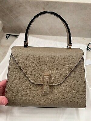 NWT Auth Valextra Iside Mini Bag