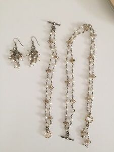 What on Earth jewelry set