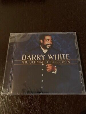 Brand New Sealed Barry White The Ultimate Collection CD Best Of Greatest
