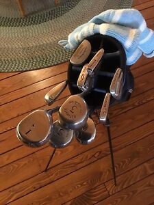Lady's golf set, right handed