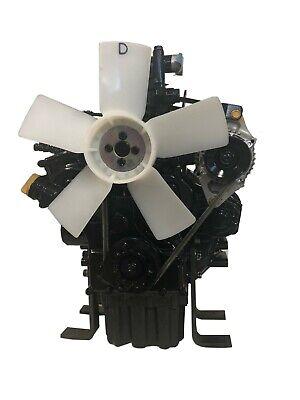 Yanmar 3tne-68c-kg2 Diesel Engine With Upfit Items