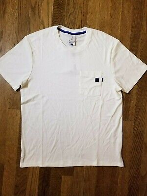 8713749f5 Nike Roger Federer RF Tennis Shirt White/Blue Men's Size Medium AH6764-100  $60