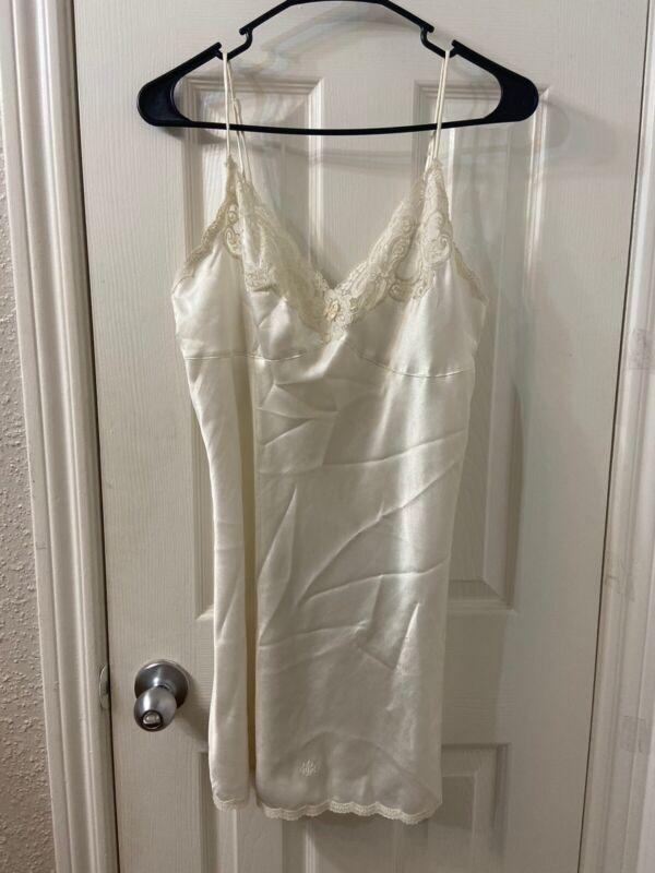 Christian Dior Vintage Slip Dress Sz M