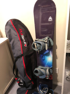 Firefly Eclipse Snowboard with Bindings, Boots and Bag
