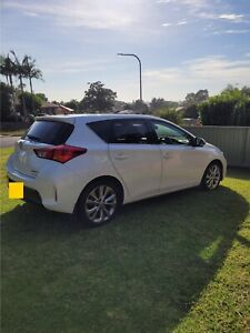 2013 Toyota Corolla Levin Zr Cvt Auto 7 Sp Sequential 5d Hatch...