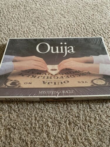 Ouija Board. Mystifying Oracle. NEW/SEALED Never Opened. 1992 Parker Brothers - $18.00