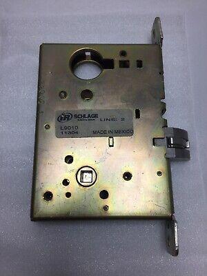 Schlage L9010 Passage Commercial Door Mortise Lock