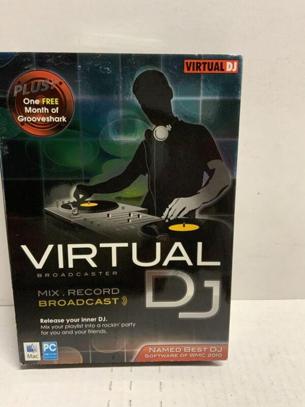 ☀️ Encore Virtual Dj Broadcaster (Retail) - Full Version for Mac, Windows 26630