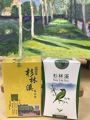 Taiwan Lugu Spring Dong Ding Oolong Tea 150 g