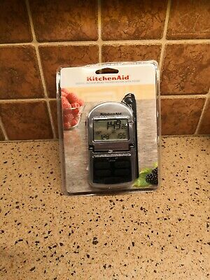 NEW KitchenAid Digital Instant‑Read Thermometer with (Kitchenaid Digital Instant Read Thermometer With Probe)