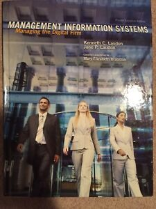 Management Information Systems (managing the digital firm)