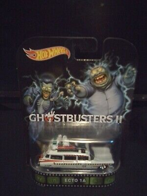 Hot Wheels Retro Entertainment Ghostbusters Il Ecto 1a