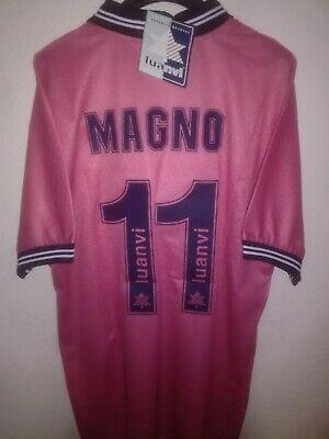 ALAVES 2000-2001 UEFA BNWT Magno 11 camiseta shirt trikot maillot maglia