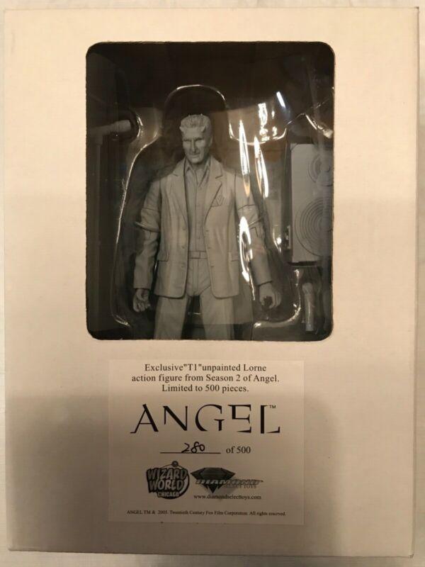 T1 Unpainted Season 2 Lorne from Angel - Buffy Vampire Slayer Action Figure NEW