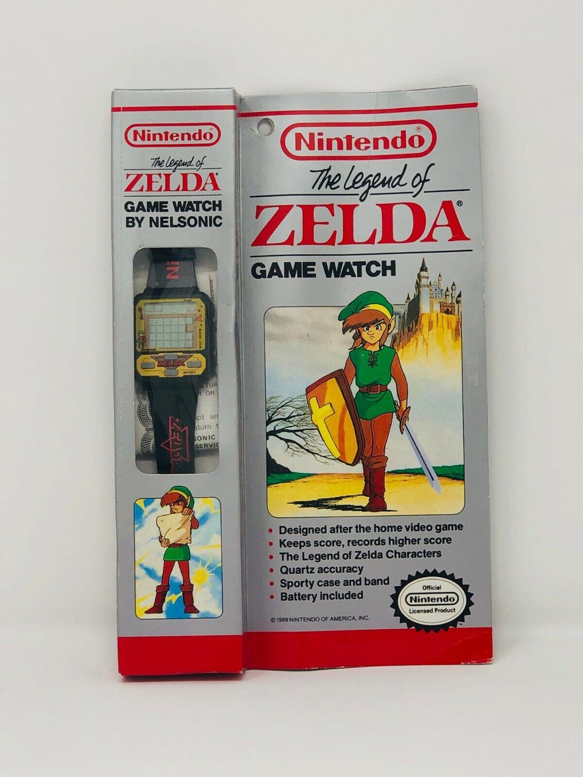 Legend of Zelda Vintage Nelson...