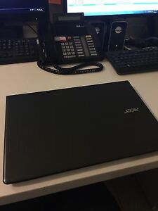 Acer Aspire E 15 with extra SSD