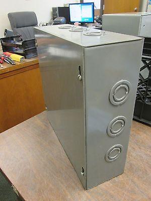 Enclosure Steel 12x12x4 New Surplus