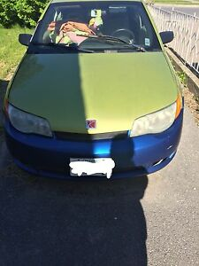 2004 Saturn Ion for parts/derby car