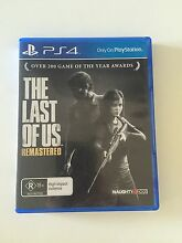 The Last Of Us Remastered Nudgee Brisbane North East Preview