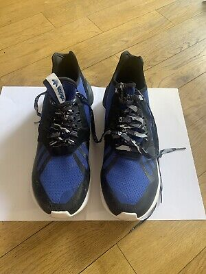 Adidas Tubular Size UK 9 Blue And Black