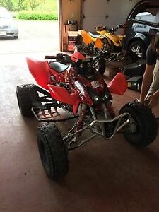 Trx450r for sale or trade!