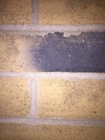 Chimney removal and repointing (small masonry)