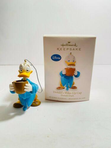 Hallmark Keepsake Ornament 2010 Disney Donald Duck Donald